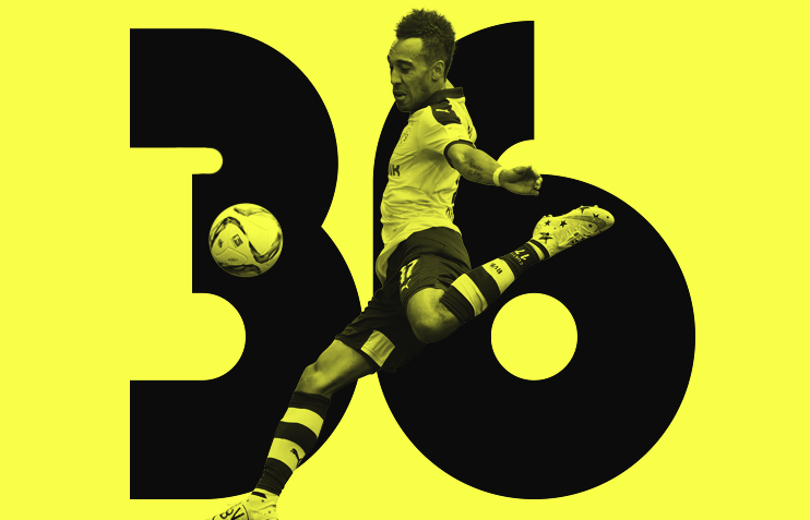 36 DAYS OF FOOTBALLERS